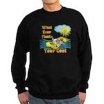 Float Your Goat Sweatshirt (dark)