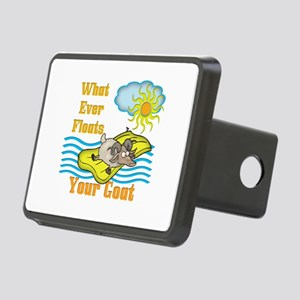 Float Your Goat Rectangular Hitch Cover