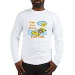 Float Your Goat Long Sleeve T-Shirt