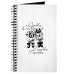 Baby Pygmy Goats Double Trouble Journal
