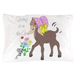 Baby Nubian Goat Pillow Case