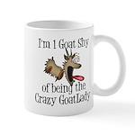 Crazy Goat Lady Mug