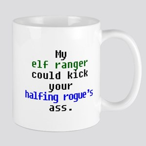 My Elf Ranger Mug