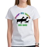 Color my World with Goats Women's T-Shirt