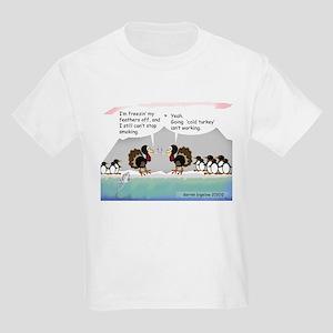 cold turkey Kids Light T-Shirt