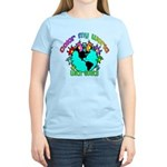 Color my World with Goats 2 Women's Light T-Shirt