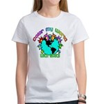 Color my World with Goats 2 Women's T-Shirt