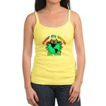 Color my World with Goats 2 Jr. Spaghetti Tank