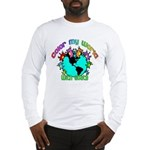 Color my World with Goats 2 Long Sleeve T-Shirt