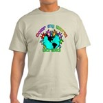 Color my World with Goats 2 Light T-Shirt