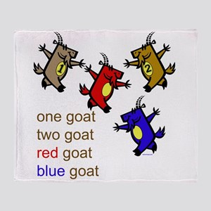 One Goat, Two Goat, Red Goat, Blue Goat Stadium B
