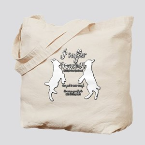 Funny Goat - Suffer from MGS Tote Bag