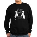Funny Goat - Suffer from MGS Sweatshirt (dark)