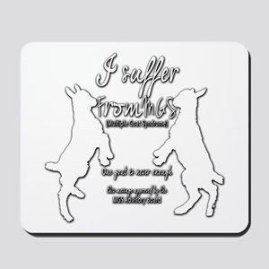 Funny Goat - Suffer from MGS Mousepad