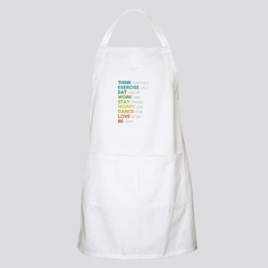 Eat, dance, love Apron