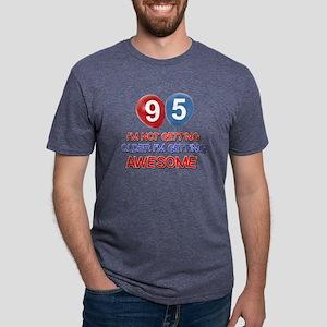95 Mens Tri-blend T-Shirt
