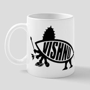 Vishnu Fish Mug