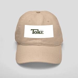 Toke cap