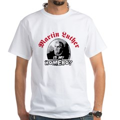 Luther White T-Shirt