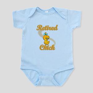 Retired Chick #2 Infant Bodysuit