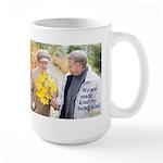 Made Kind by Being Kind Large Mug