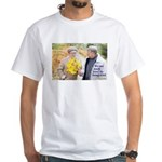 Made Kind by Being Kind White T-Shirt