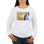 Made Kind by Being Kind Women's Long Sleeve T-Shir