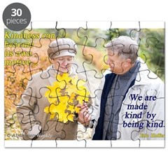 Made Kind by Being Kind Puzzle
