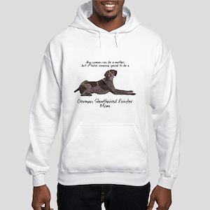 Pointer Mom Hooded Sweatshirt