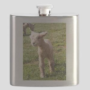 Brave Baby Flask