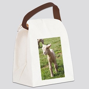 Brave Baby Canvas Lunch Bag