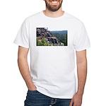 Durango & Silverton White T-Shirt