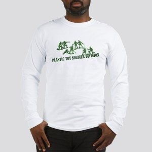 Plastic Toy Soldier Division Long Sleeve T-Shirt