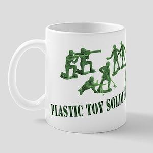 Plastic Toy Soldier Division Mug