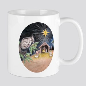 At the Manger Mug