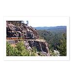 Durango & Silverton Postcards (8 Pack )