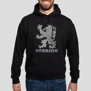 Sverige Hoodie (dark)