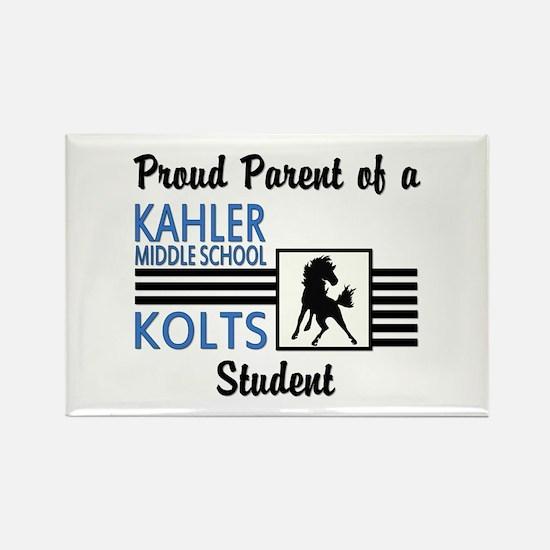 Kahler Parent Rectangle Magnet