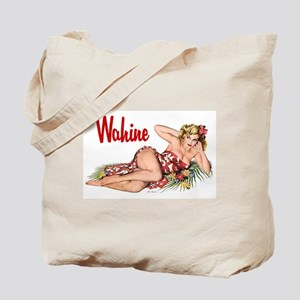 Wahine Tote Bag