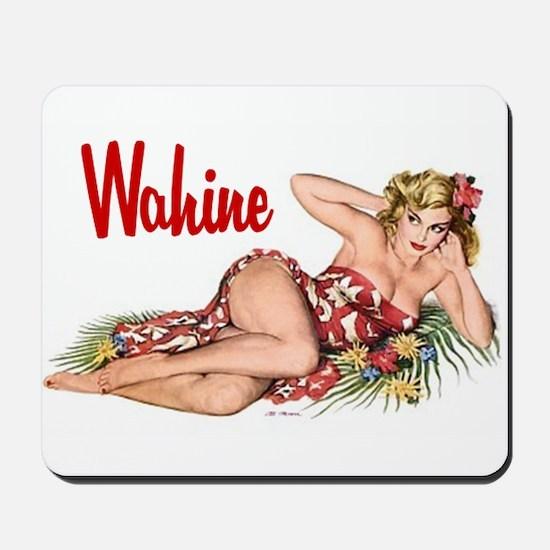 Wahine Mousepad