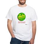 Hobo Dinner White T-Shirt