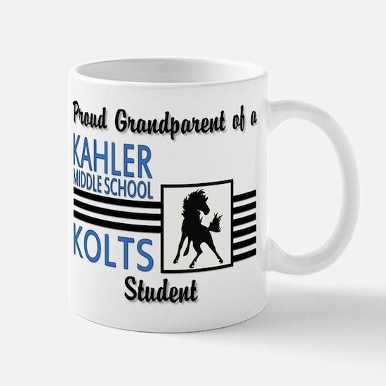 Kahler Grandparent Mug