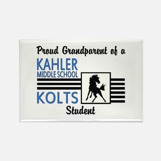 Kahler Grandparent Rectangle Magnet