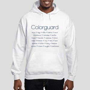 Colorguard Hooded Sweatshirt