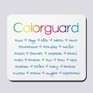 Colorguard Mousepad