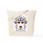 Langton Coat of Arms Tote Bag