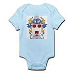Langton Coat of Arms Infant Creeper