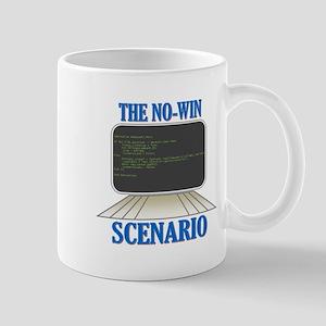 Kobayashi Maru Computer Program Mug