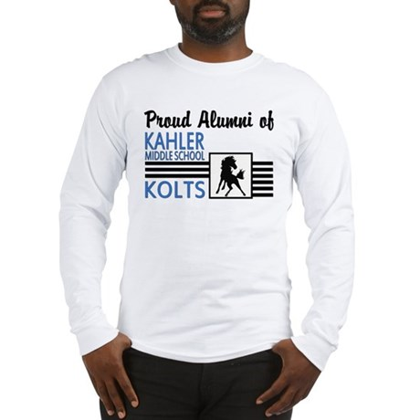 Kahler Alumni Long Sleeve T-Shirt