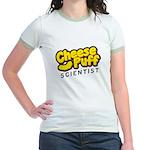 Cheese Puff Scientist Jr. Ringer T-Shirt